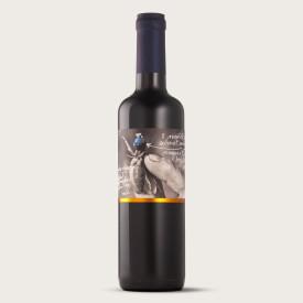 Cigoj · vinska etiketa