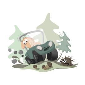ZGS · Skrbno z gozdom · zgibanka