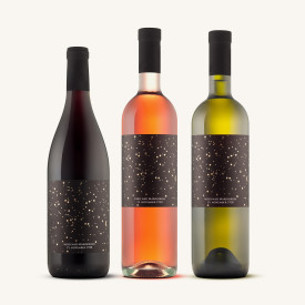 Rotary v Sloveniji, 80 let · priložnostne vinske etikete