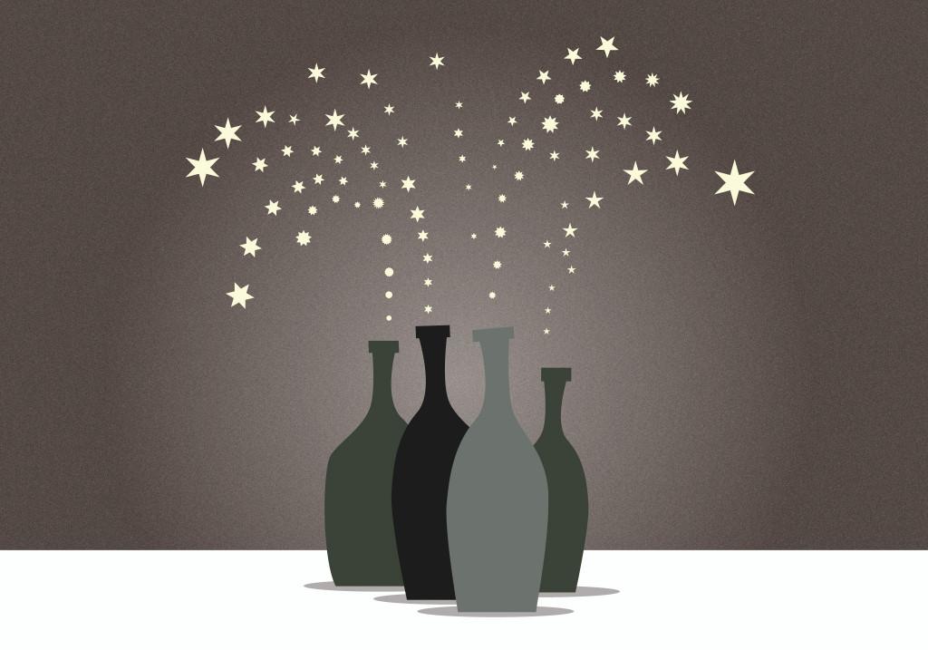 Slovenia Wine Stars - ilustracija z naslovom.cdr