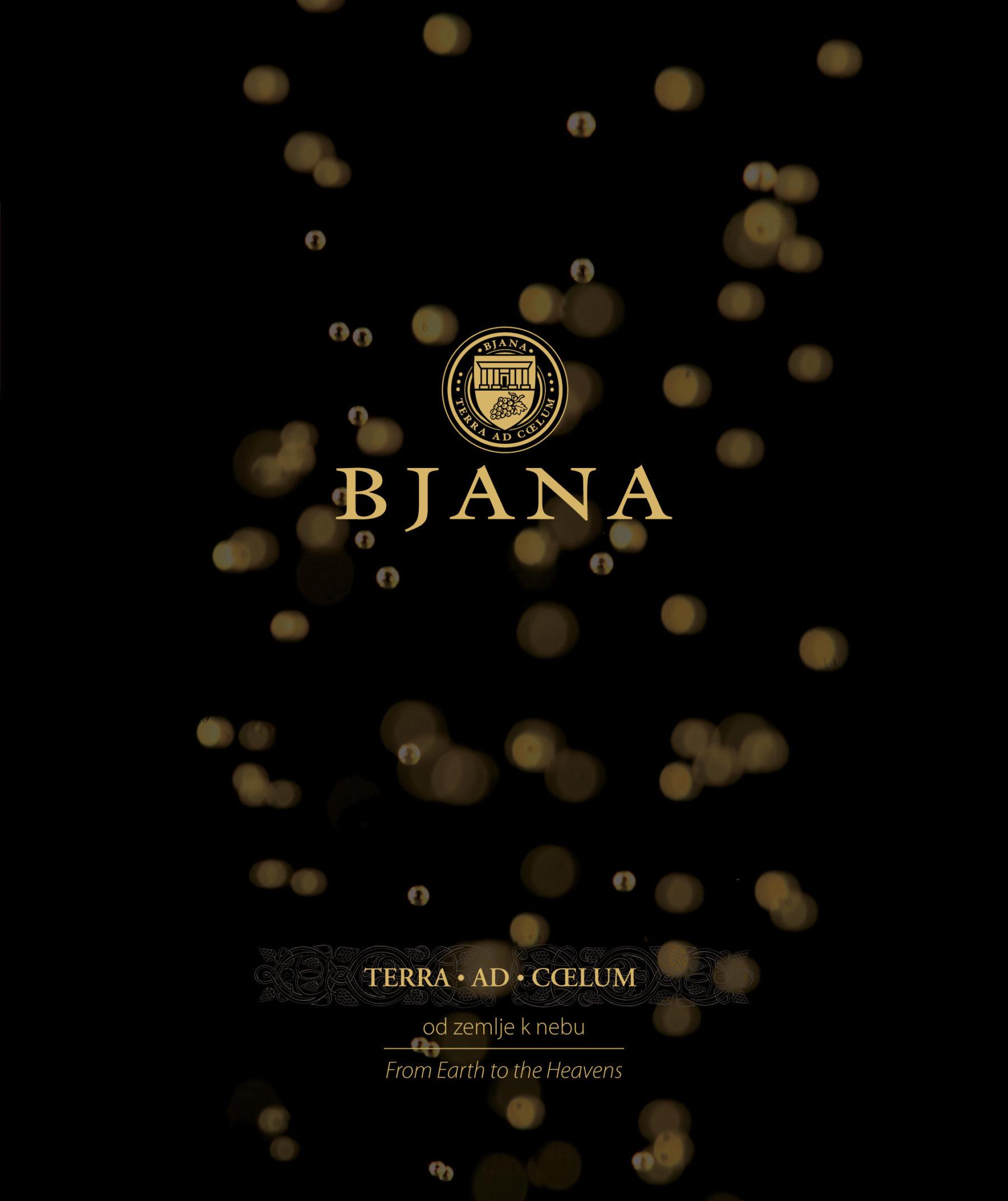 Bjana - zgibanka - naslovnica