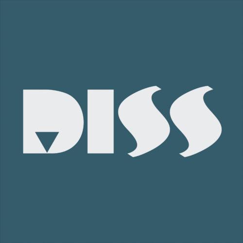 DISS · logotip