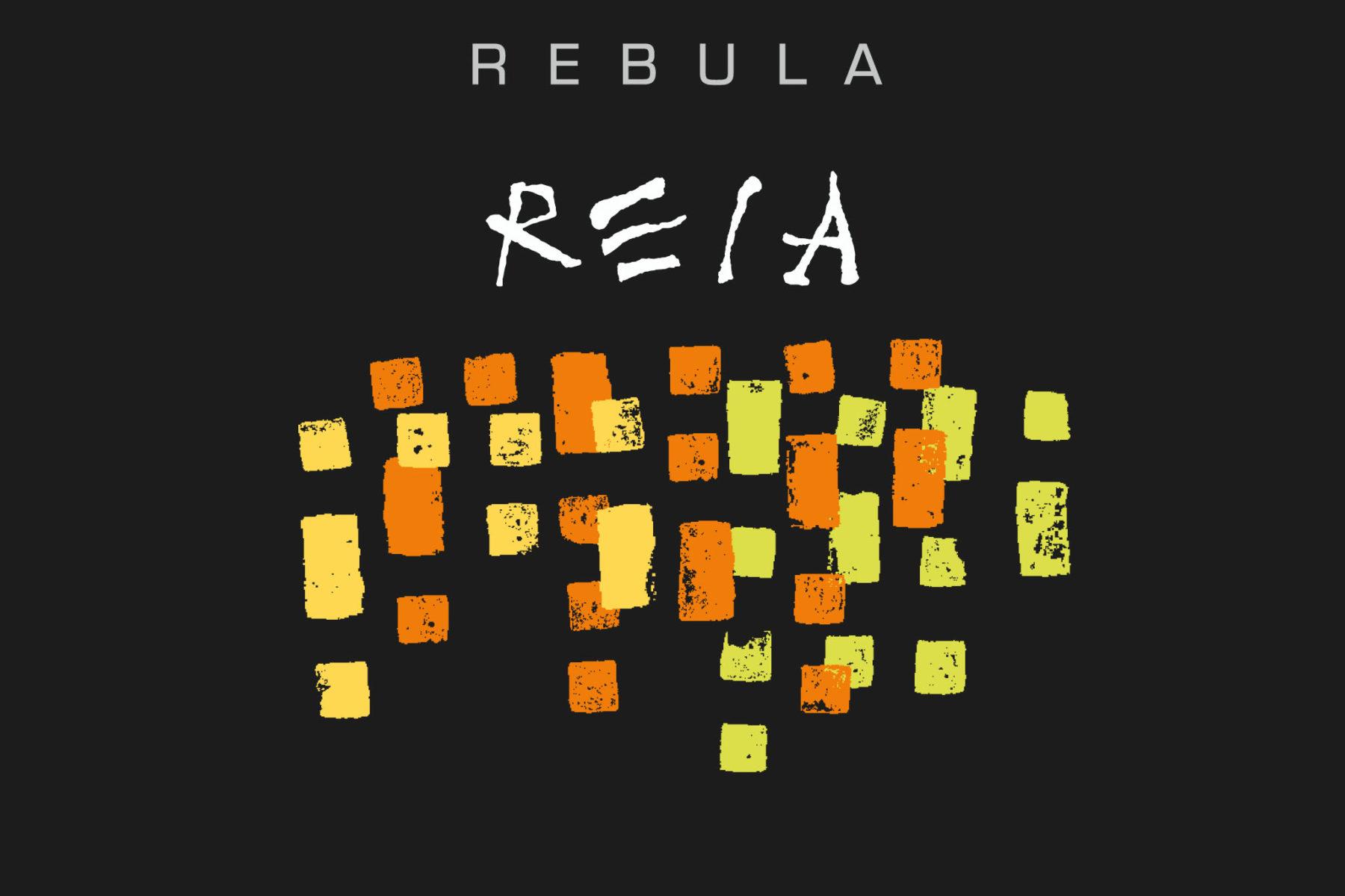 Reia - etiketa REBULA