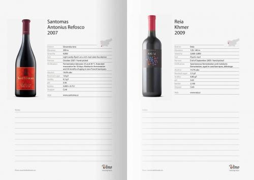 Slovenia Wine Stars and Hidden Treasures - katalog, str. 14 in 15