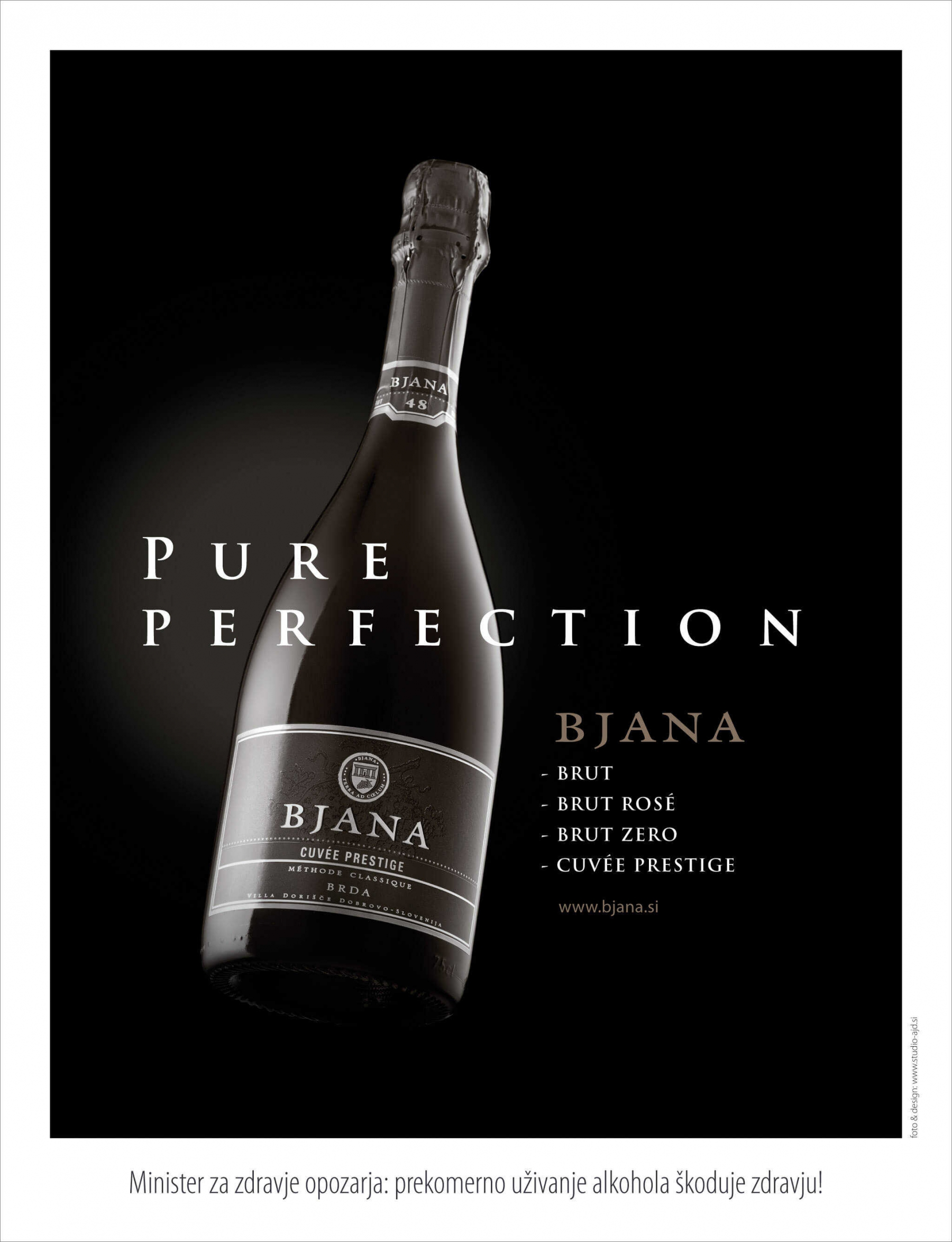 Bjana - oglas Pure perfection