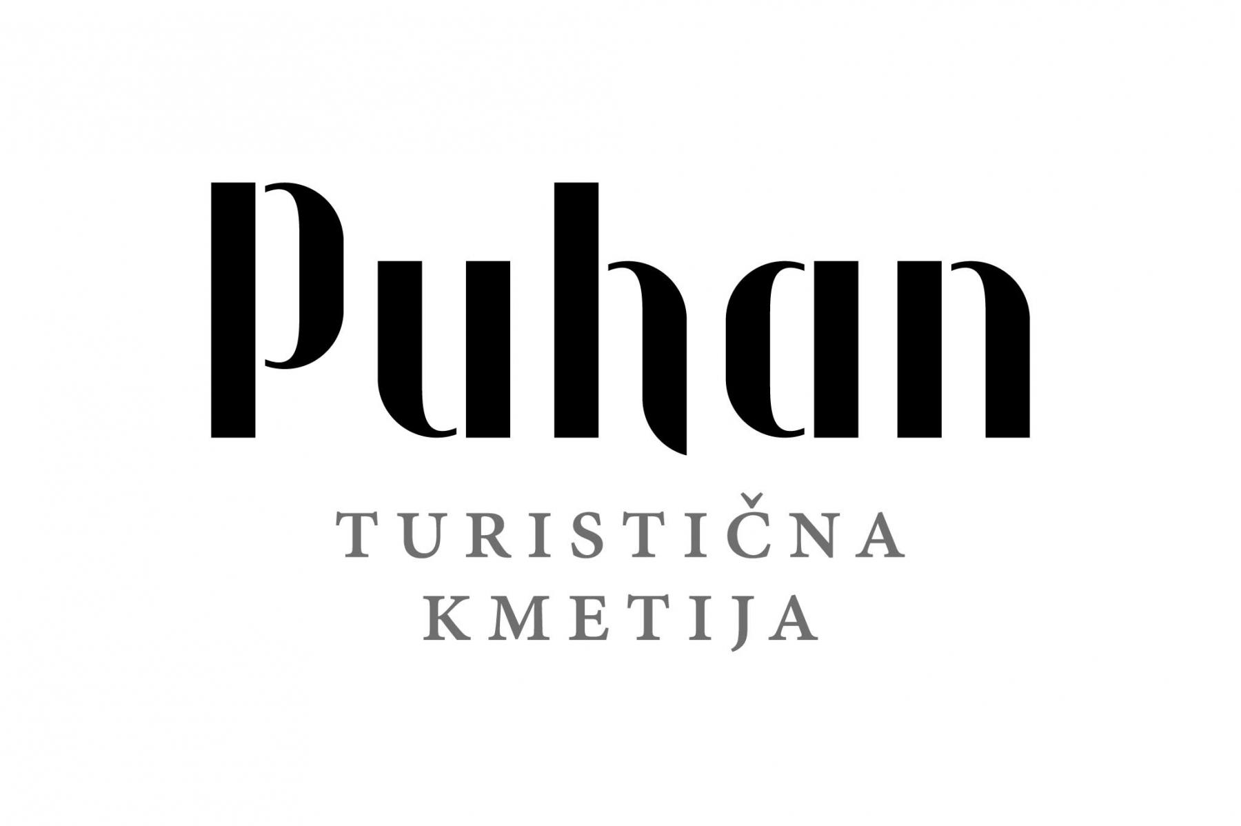 Turistična kmetija Puhan - logotip