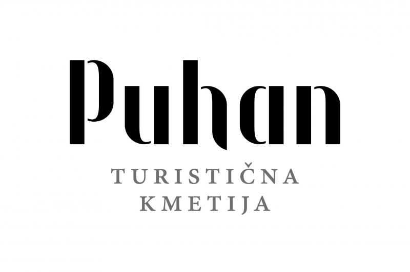 Puhan - turistična kmetija - logotip